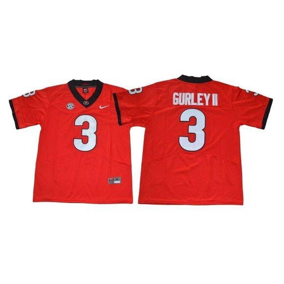 georgia bulldogs todd gurley jersey